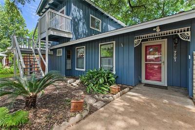 Single Family Home For Sale: 7701 Creston Ln