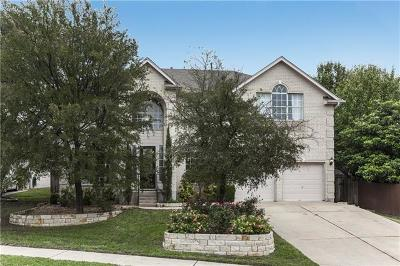 Round Rock Single Family Home For Sale: 3201 Dawn Mesa Ct