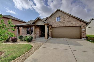 Hutto Single Family Home Pending - Taking Backups: 208 Tricia Ln