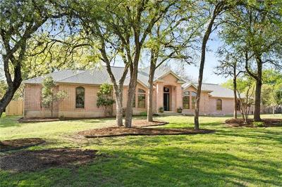 San Marcos Single Family Home For Sale: 2404 Rolling Oaks