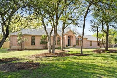 San Marcos Single Family Home Pending - Taking Backups: 2404 Rolling Oaks