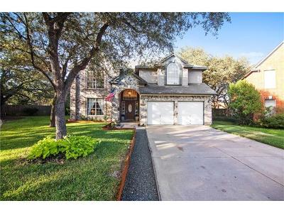 Travis County Single Family Home Pending - Taking Backups: 10400 Orourk Ln