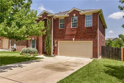 Cedar Park Single Family Home For Sale: 217 Tulip Trail Bnd