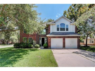Leander Single Family Home For Sale: 712 Birch Brook Dr