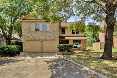 Single Family Home For Sale: 405 W Custers Creek Bnd