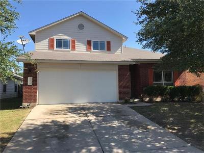 Elgin Single Family Home For Sale: 17716 Prairie Verbena Ln