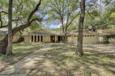 Travis County, Williamson County Single Family Home For Sale: 10305 Caracara Dr