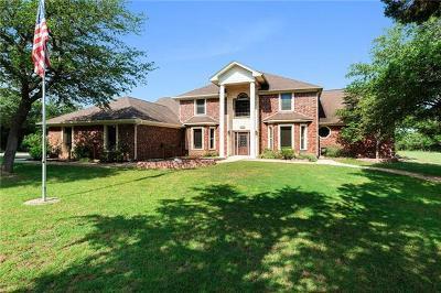 Salado Single Family Home For Sale: 9499 Live Oak Rd