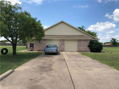 Hutto TX Multi Family Home For Sale: $319,900