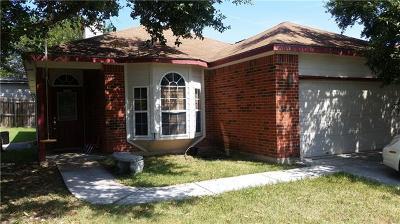 San Marcos Single Family Home Pending - Taking Backups: 1132 Hilltop Dr
