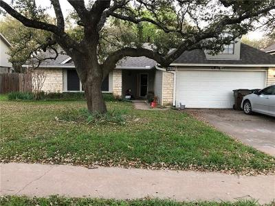 Austin Single Family Home For Sale: 13229 Dime Box Trl
