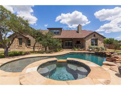 Dripping Springs Single Family Home Pending - Taking Backups: 610 Oak Crest Dr