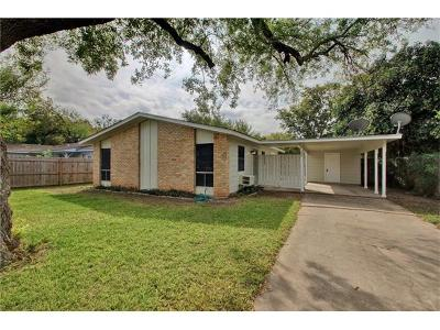 Single Family Home For Sale: 405 Cooper Dr