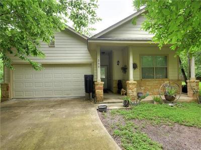 Bastrop Single Family Home Pending - Taking Backups: 368 W Keanahalululu Ln