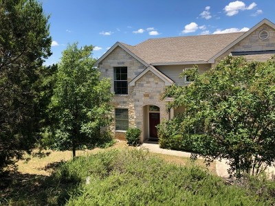 Travis County Single Family Home For Sale: 110 Scone Dr