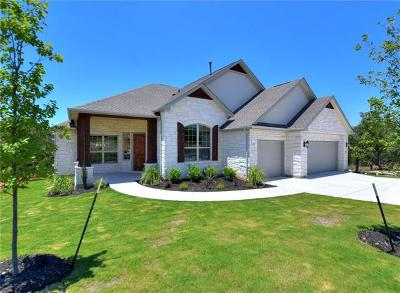 Cedar Park Single Family Home For Sale: 609 Glacial Stream Ln