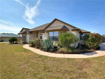 Liberty Hill Single Family Home Pending - Taking Backups: 115 Independence Dr