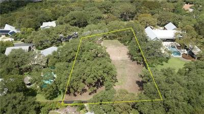 Austin Residential Lots & Land For Sale: 5701 Lakemoore Dr