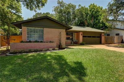 Single Family Home For Sale: 3203 Pinecrest Dr