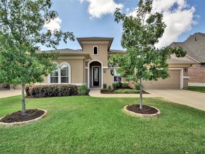 Cedar Park Single Family Home For Sale: 4128 Remington Rd