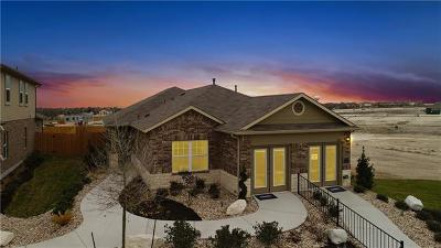 Round Rock TX Single Family Home For Sale: $254,990