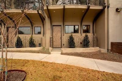 Austin Condo/Townhouse For Sale: 206 East Live Oak St #C