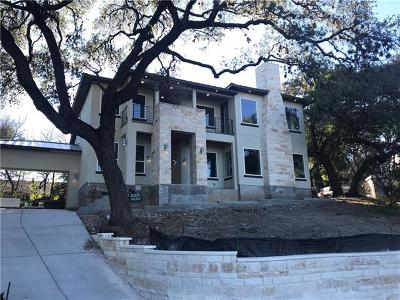 Austin Single Family Home For Sale: 3608 Tallison Terrace