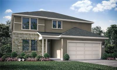 Round Rock Single Family Home For Sale: 7600 Lombardy Place Verona Place