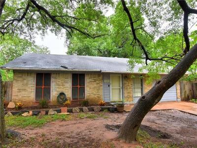 Single Family Home For Sale: 1628 Chippeway Ln
