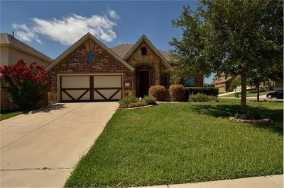 Pflugerville Single Family Home For Sale: 2301 Stonepath Way