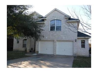 Travis County, Williamson County Single Family Home For Sale: 16012 Braesgate Dr