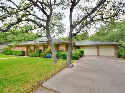 Hays County, Travis County, Williamson County Single Family Home For Sale: 6502 Huckleberry Cv