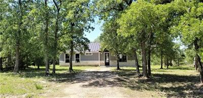 Paige Single Family Home For Sale: 170 Cardinal Loop