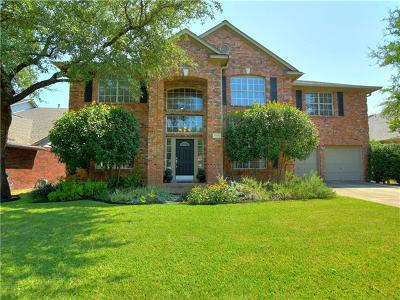 Hays County, Travis County, Williamson County Single Family Home For Sale: 5505 Travis Green Ln