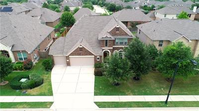 Round Rock Single Family Home For Sale: 2633 Los Alamos Pass