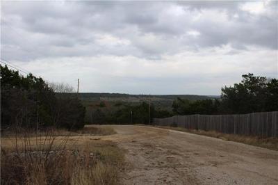 Leander Residential Lots & Land For Sale: Rock Cliff Cv