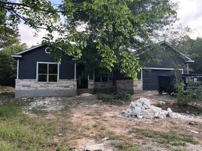 Bastrop Single Family Home For Sale: 190 Old Firetower Rd