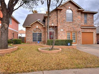 Pflugerville Single Family Home Pending - Taking Backups: 1005 Acanthus St