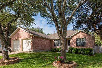Williamson County Single Family Home For Sale: 1705 Shady Brook Ln