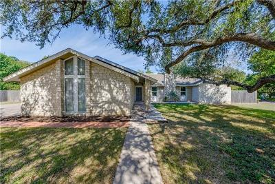 Menard County, Val Verde County, Real County, Bandera County, Gonzales County, Fayette County, Bastrop County, Travis County, Williamson County, Burnet County, Llano County, Mason County, Kerr County, Blanco County, Gillespie County Single Family Home For Sale: 3602 Socorro Trl
