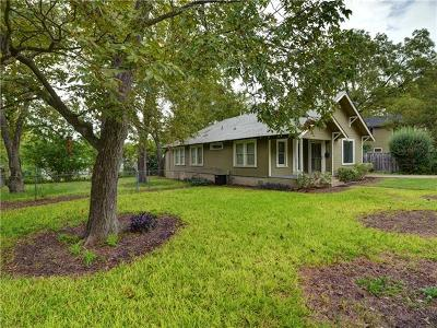 Austin Single Family Home For Sale: 4906 Avenue G