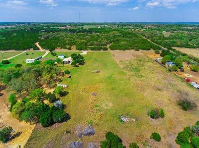 Liberty Hill Residential Lots & Land For Sale: Peaceful Valley Rd