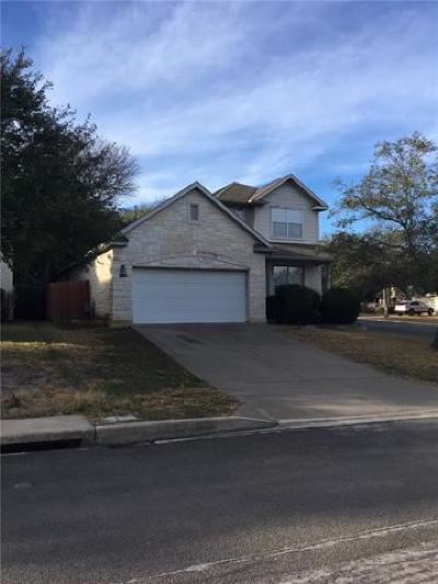 Hays County, Travis County, Williamson County Single Family Home Pending - Taking Backups: 9200 Ridgewell Pl
