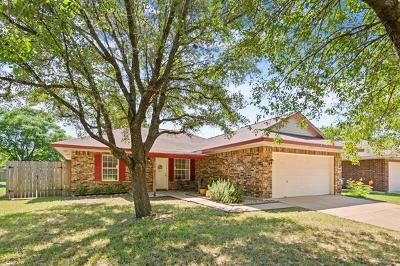 Leander Single Family Home For Sale: 614 Northern Trl