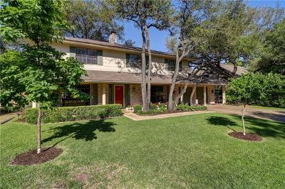 Austin Single Family Home For Sale: 11600 Queens Way