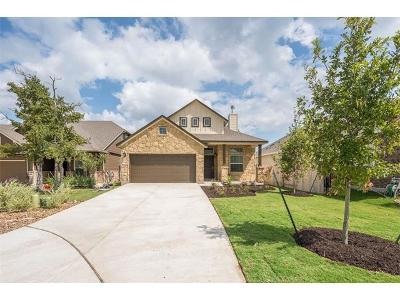 Georgetown TX Single Family Home For Sale: $310,990
