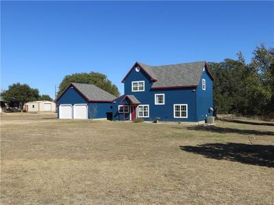 Johnson City Single Family Home Pending - Taking Backups: 507 W Cypress