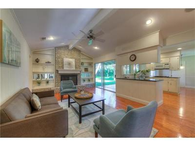 Travis County Single Family Home For Sale: 8700 Melshire Dr