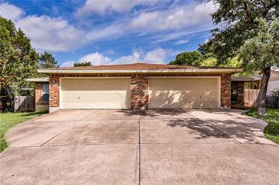Lago Vista Multi Family Home Pending - Taking Backups: 7300 Bar K Ranch Rd