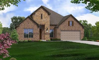 Leander Single Family Home For Sale: 429 Sterling Ridge Dr